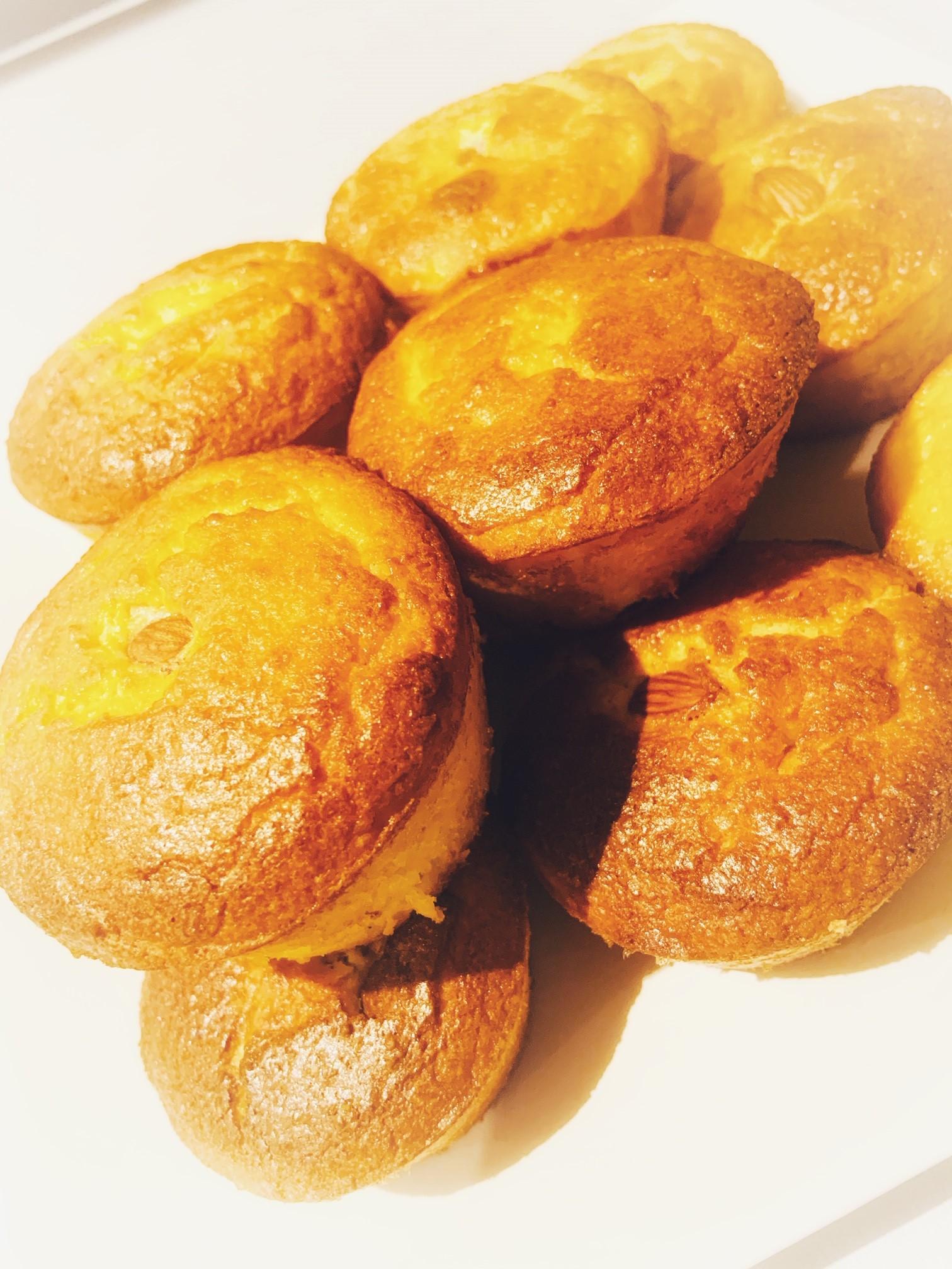 Muffin citrons keto